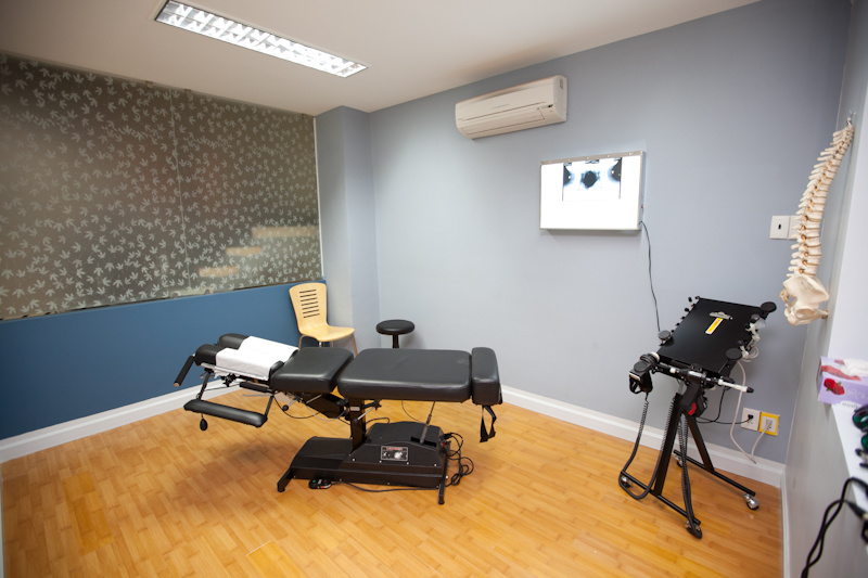 chiropractic clinic anterior assist